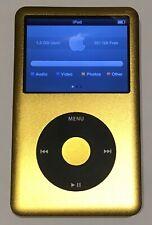 1TB iPod Classic Oro/Nero - 7th Generazione - 130 ore (3000mAh) Batteria