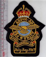 Canada Royal Canadian Air Force NWT WWII CFB Stn Pelly Bay Northwest Territory