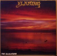 THE ULLULATORS Flaming Khaos LP Joie Hinton/G. Griffiths of Ozrics, ullulatars
