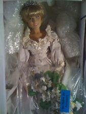 Ashton Drake Princess Diana Wedding Doll