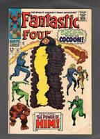 Fantastic Four #67, VG 4.0, 1st Full Appearance Him (Adam Warlock)