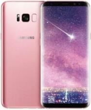 Samsung Galaxy S8 G950F/DS ROSE PINK DUAL SIM 64GB 12MP FACTORY UNLOCKED