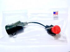 BA5590 BB2590 12V Cigar Lighter Socket Adapter NEW! BATTAXX US-Made! Ships FAST!