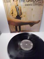 "THE GRADUATE ORIGINAL SOUNDTRACK LP SIMON & GARFUNKEL SHRINK ""MRS ROBINSON"""