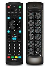 Mando a Distancia Smart TV Android NPG con Teclado QWERTY y Función Motion