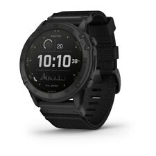 Garmin TACTIX  DELTA - SOLAR EDITION WITH BALLISTICS nylon band 010-02357-51