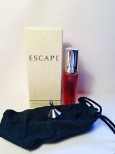 Calvin Klein Escape For Women Perfume Purse Spray 0.33oz Refillable