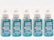 5 Bath Body Works COOL COCONUT COLADA Foaming Hand Soap ISLAND GETAWAY