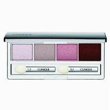 Clinique colour surge eye shadow quad chocolate hazy rasberry & pink