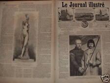 LE JOURNAL ILLUSTRE 1867 N 188 LA NOBLESSE ET LE PEUPLE