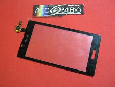 VETRO+ TOUCH SCREEN per Lg Optimus L7 P700 P705 per LCD DISPLAY Nuovo Nero