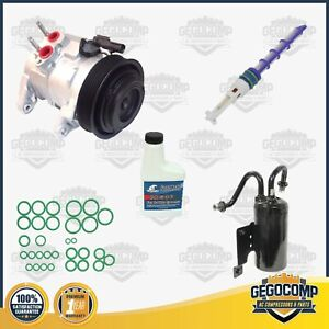 A/C Compressor Kit Fits Dodge Ram 1500 2500 3500 03-08 5.7L OEM 10S17E 77398