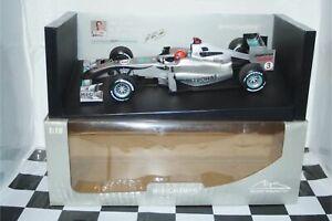 Minichamps Mercedes-Benz GP Petronas M.Schumacher  F1 1:18