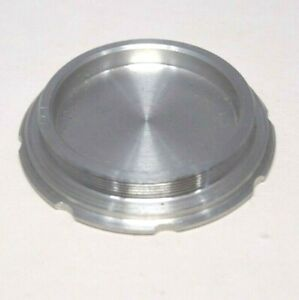 Vintage 42mm 43mm M42 Screw On Metal Camera Body Cap