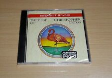CHRISTOPHER CROSS - RIDE LIKE THE WIND: THE BEST OF (CD) Neuf Sous Blister / New