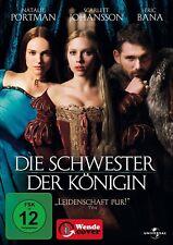 DIE SCHWESTER DER KÖNIGIN (Natalie Portman, Scarlett Johansson, Eric Bana)