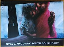 "SIGNED Steve McCurry ""South Southeast"" 2002 Magnum photography"