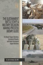 The Sustainment Battle Staff and Military Decision Making Process (MDMP)...