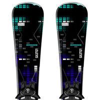 Salomon 14 - 15 Quartz Skis w/XT12 Ti Bindings NEW !! 160cm