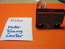 Fisher Rs-2003 Stereo Receiver Meter Tuning Center