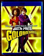 """""""Austin Powers in Goldmember"""" (2002) ~ Mike Myers ~ Blu-ray ~ Sealed"""