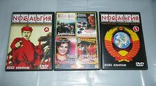Russian DVD Retro Video Clips ~NOSTALGIA~ Old Music Concerts V/A, Set 3 RUS PAL