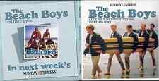 BEACH BOYS - LIVE AT KNEBWORTH 1980: PROMO 2 CD SET / SURFIN USA, BARBARA ANN ++