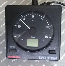 Autohelm ST50 Plus Speed Trim Instrument Display Z169