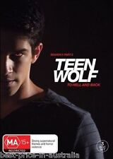 TEEN WOLF: Season 5: Part 2 DVD BRAND NEW SEALED NEW RELEASE TV SERIES 3-DISC R4