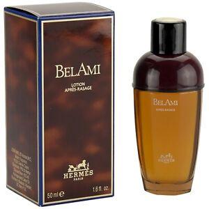 Hermes Bel Ami Pour Homme 50 ml After Shave old Vintage Version