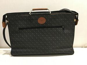 Used - Briefcase Portfolio - Black And Brown Colour - 43 x 28,5 X 10 CM