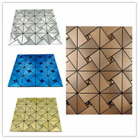 Mosaic Tile Stickers Backsplash Self Adhesive Transfer Kitchen Wall Floor Decals
