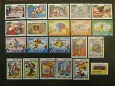 ANGUILLA, WALT DISNEY SELECTION, MNH