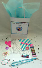 Childrens unique Personalized Disney frozen themed pre-filled Party/Gift bags