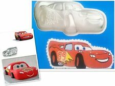 3D Lightning McQueen Car Cake Pan Tin Mould Sugarpaste Decorating Tools Aluminum