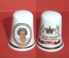 HM Queen Elizabeth To Celebrate the 91st Birthday 21st April 2017 Thimble B//01