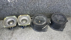 AUDI A6 C6 AVANT ALLROAD BOSE SOUND SYSTEM SPEAKERS 2004-2011 #G3G0
