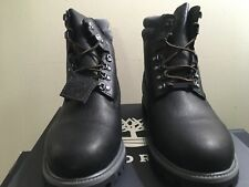 """MENS TIMBERLAND """"640 BELOW"""" PREMIUM BOOT LIMITED EDITION/. BLACK-SIZE 13"""