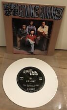 "ME FIRST & THE GIMME GIMMES KENNY 7"" COLOR WHITE PINK 1/3300 NOFX RANCID"