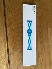 Apple Watch Nike Sport Band 40mm/38mm Blue Orbit/Gamma Blue
