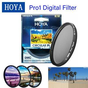 HOYA CPL Lens Pro1 Filter 55mm--82mm Digital CIRCULAR Polarizer For SLR Camera