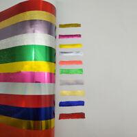 20 PCS Foil Transfer Sheets Paper Laminating Hot Stamping Laser Printer Craft