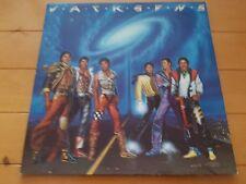 Jacksons – Victory 1984 UK LP  FUNK/SOUL/DISCO