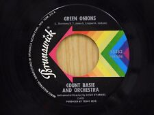 Count Basie 45 GREEN ONIONS / HANG ON SLOOPY - Brunswick VG+