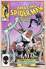 Amazing Spider-Man #263 Birth of Normie Osborn a.k.a. RED CARNAGE