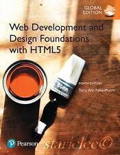 Web Development and Design Foundations with HTML5 Global Edition 8E Felke-Morris