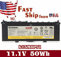 Genuine L13M6P71 Battery L13S6P71 for Lenovo IdeaPad Yoga 2 13 Series 121500234