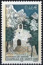 Y&T n° 3496 Chapelle de Saint-Ser  2002 NEUF **