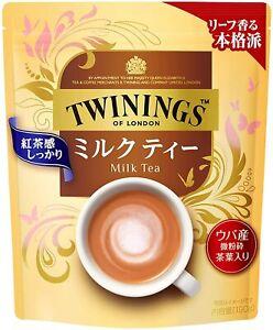 Twinings Milk Tea Powder 190g from Japan Kataoka