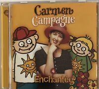 CARMEN CAMPAGNE : ENCHANTÉE - [ CD ALBUM ]